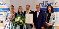 HIV-Community-Preis 2017: Projekte aus Nürnberg und Klagenfurt ausgezeichnet